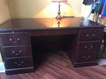 Cherry Executive Desk in Warner Robins, Georgia