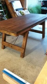 Farm Style Dining Table in Fort Knox, Kentucky