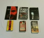 LOT OF 6 BOOKS ABOUT MURDERERS in Fort Benning, Georgia