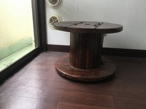 Small table in Okinawa, Japan
