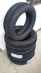 NEW ALL-SEASON Tires for SALE Hohenfels!!! in Schweinfurt, Germany