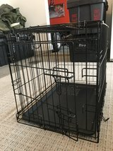 "Dog Crate (foldable)- 24"" Lightly Used in Fort Bragg, North Carolina"