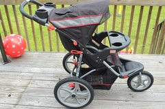 Baby Trend 3 Wheel Jogger in Camp Lejeune, North Carolina