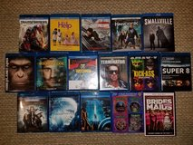 Lot of BluRay Movies in Yorkville, Illinois