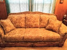Couch :  In very good shape, we rarely  used. in Beaufort, South Carolina
