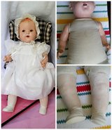 Old doll in Glendale Heights, Illinois