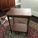 antique barley twist table in Kingwood, Texas
