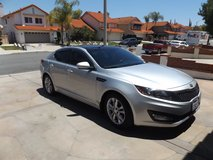 2013 Kia Optima (BRAND NEW MOTOR INSTALLED BY KIA) in Lake Elsinore, California