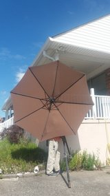 Umbrella in Fort Knox, Kentucky