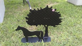 Metal Earring holder in Lawton, Oklahoma