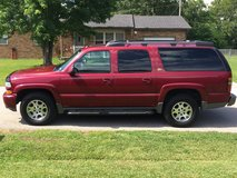 2004 Chevy Z71 Suburban 4x4 ONE OWNER WELL-MAINTAINED in Fort Leonard Wood, Missouri