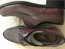 Men's leather dress shoes in Vacaville, California