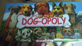 Dog-opoly in Lawton, Oklahoma