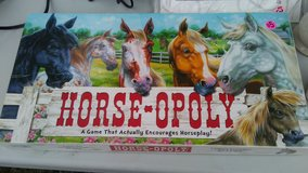 Horse-opoly in Lawton, Oklahoma