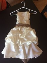 Flower girl dress in Lockport, Illinois