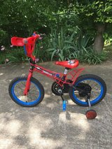 Huffy Spider-Man Bicycle in Fort Campbell, Kentucky