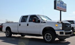 2012 F-250 Super Duty Crew Cab 4x4 #10642 in Fort Knox, Kentucky