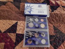 COINS-1972-2004-Proof Sets in Fort Riley, Kansas