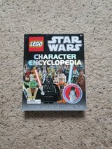 LEGO 2011 Star Wars Encyclopedia Book in Camp Lejeune, North Carolina