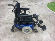 tilt power wheelchair in Wilmington, North Carolina