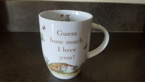 Guess how much I love you mug in St. Charles, Illinois
