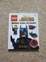 LEGO 2012 Super Heroes Encyclopedia Big Book in Camp Lejeune, North Carolina