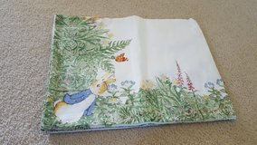 Pottery Barn Kids Easter Peter Rabbit Tablecloth in Bartlett, Illinois