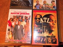 5 dvd's in Warner Robins, Georgia