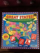 """NEW"" GREAT STATES GAME -  VOTED TOY OF THE YEAR! in Lockport, Illinois"
