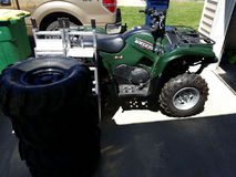 2009 Yamaha Grizzly 550 fi in Fort Riley, Kansas