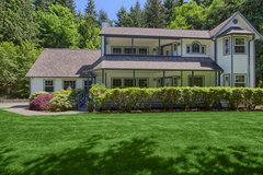 OPEN HOUSE ~ Move-in Ready, Private Custom Home on 5+ Acres! in Tacoma, Washington