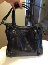 Authentic Large Coach Alligator print in brand new condition in Lockport, Illinois