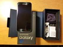 Unlocked T-Mobile Galaxy S7 - 32GB, Like New - Black Onyx in Eglin AFB, Florida