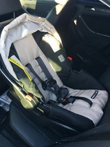 Infant Car Seat Bundle. Graco Snugride 35 seat, 2 Bases, and Frame Stroller in Bartlett, Illinois
