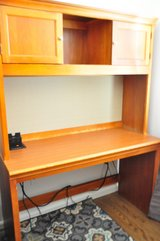 Desk with Hutch (2 AVAILABLE) in Fort Carson, Colorado