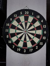 Dart Board in Camp Pendleton, California