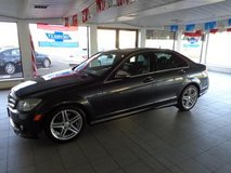 """2008 Mercedes Benz C300 Sedan """" US SPECS"""" ( Auto, Leather, Heated Seats, A/C, New Service, New T... in Ramstein, Germany"""