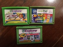 Leap Pad 2 Games in Beaufort, South Carolina