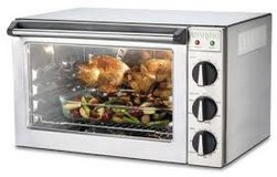 LTB used countertop 220V convection oven in Grafenwoehr, GE