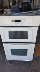 Oven/ Microwave combo wall unit, NICE! Whirlpool in Alamogordo, New Mexico