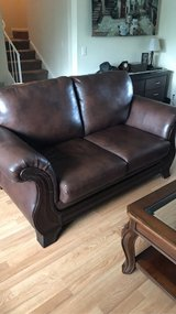Couch, love seat, chair and ottoman set. purchased in 2011 for $3,000. in Fairfield, California