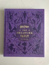 Harry Potter: The Creature Vault: The Creatures and Plants of the Harry Potter Films Book in Ramstein, Germany