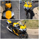 Like new '08 GSXR 600 in Naperville, Illinois