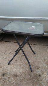 Little foldable side table new in Lawton, Oklahoma
