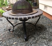 Fire Pit in Vacaville, California