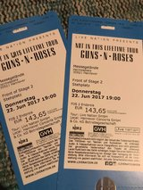 Lowered price Guns N Roses tickets, Hannover 22 June in Ramstein, Germany