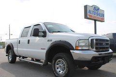 2004 Ford F250 XLT Crewcab FX4 Good Credit, Bad Credit OK #TR10324 in Elizabethtown, Kentucky