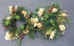 SET OF 2 WREATHS in St. Charles, Illinois