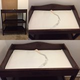 Changing Table in Vista, California
