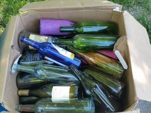 box full of wine bottles in Fort Leonard Wood, Missouri